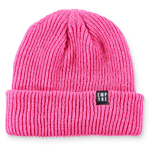 Empyre Carte Beet Purple Beanie