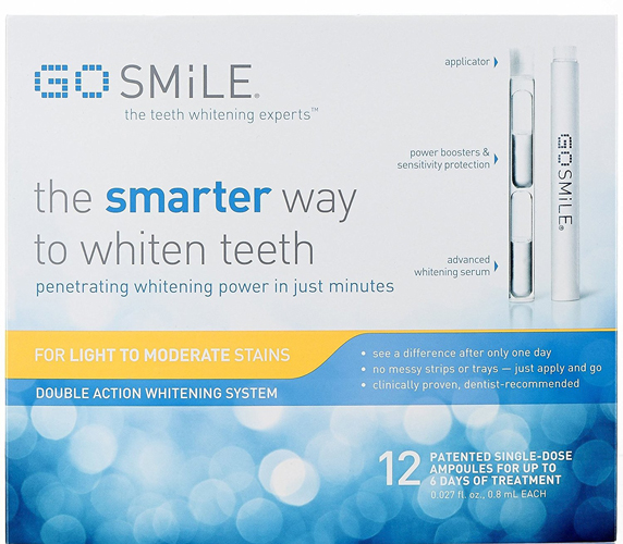 Go Smile Double Action Whitening System 6-day Kit