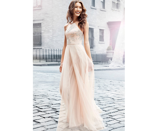 Hayley Paige Occasions 5718 bridesmaid dress