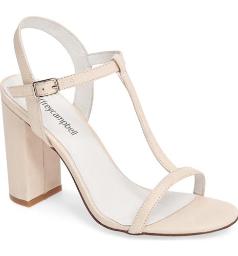 Jeffrey Campbell Marnie T-Strap Sandal