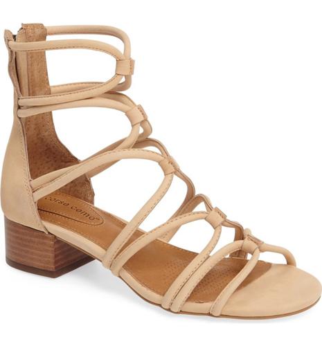 Best Nude Block Heel Sandals