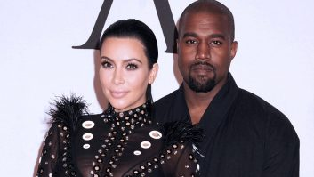 PHOTOS: Kim Kardashian And Kanye West Are Designing A Kids Clothing Line