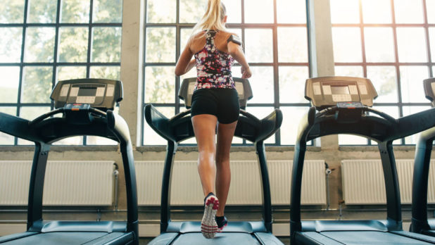 The One Mistake You're Making At The Gym That's Preventing You From Getting A Bigger Booty