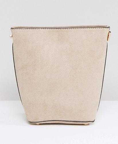 Gracie Roberts Drawstring Bucket Bag