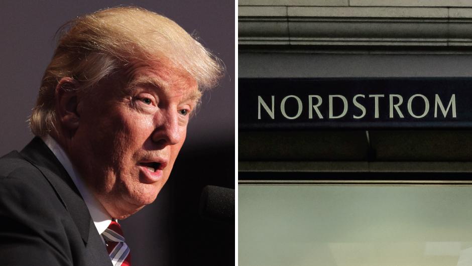 Donald Trump Nordstrom