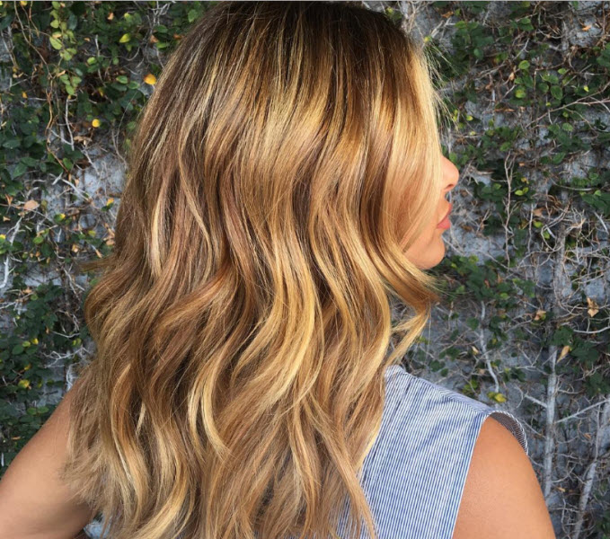 The Biggest Hair Color Trend For 2017