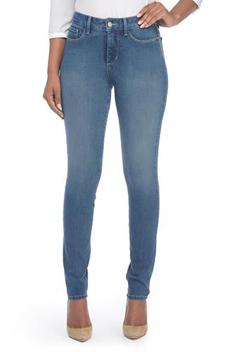 Alina Colored Stretch Skinny Jeans NYDJ