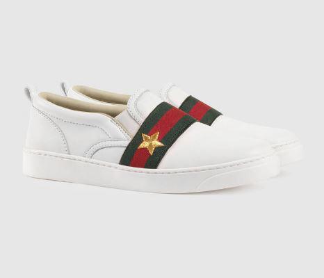Children's Web slip-on sneaker