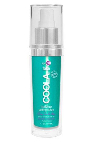 COOLA® Suncare Classic Face Makeup Setting Spray SPF 30