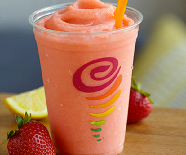Jamba Juice Drink With Least Sugar