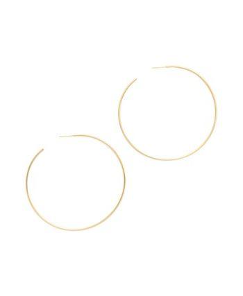 Circuit Hoop Earrings