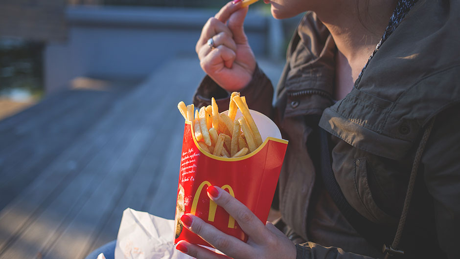 The One Thing You Shouldn't Eat At McDonald's (It's Over 1,300 Calories)