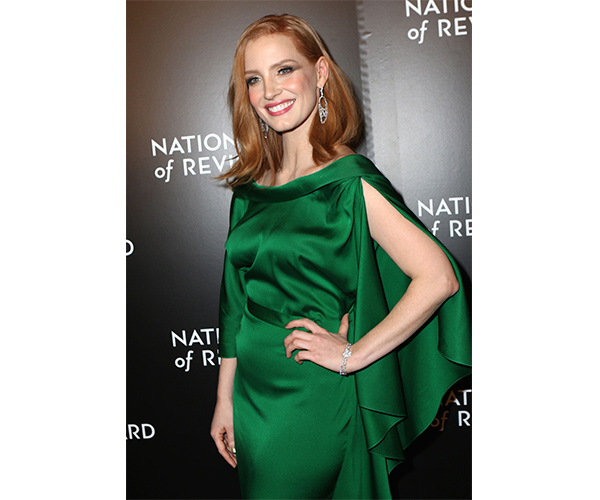 Best color dress for a red head to wear