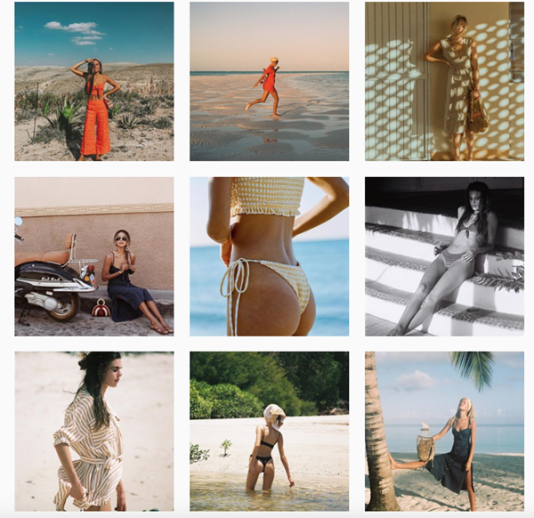 0cebea148d3137 Where are our summer bohemian princesses at  Faithfull The Brand is another  summer dream Instagram boutique. From two-piece sets to the season s  hottest ...
