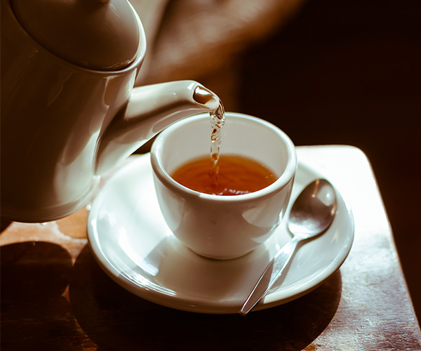 how to drink white tea for weight loss