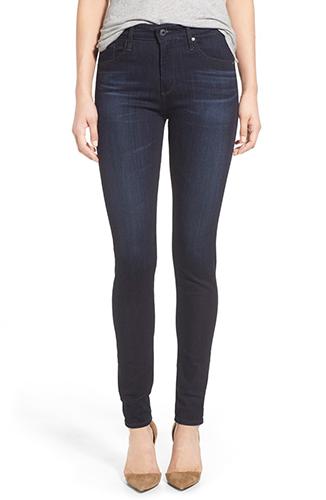 The Farrah High Waist Skinny Jeans AG