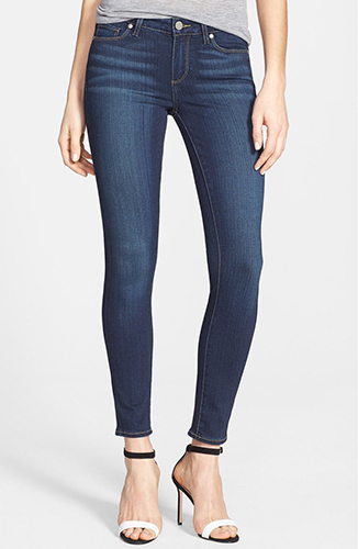 Transcend - Verdugo' Ankle Skinny Jeans
