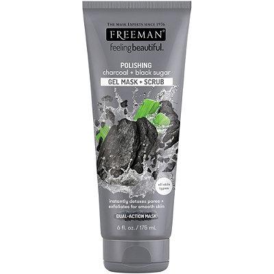 Charcoal & Black Sugar Facial Polishing Mask