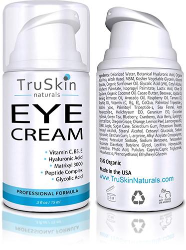 Eye Cream for Wrinkles