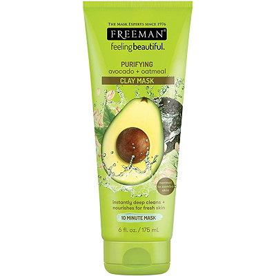 Freeman Avocado & Oatmeal Facial Clay Mask