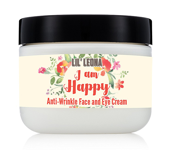Lil Leona Anti-Aging Face And Eye Cream