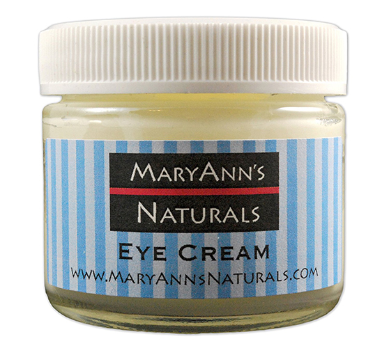 Mary Ann's Naturals Organic Handcrafted Eye Cream