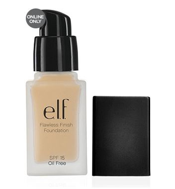 E.L.F. COSMETICS Online Only Flawless Finish Foundation