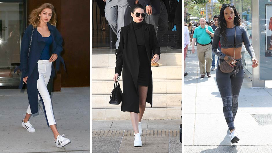 5 Very Different Ways Celebs Have Worn The Athleisure Trend (They're All Goals!)