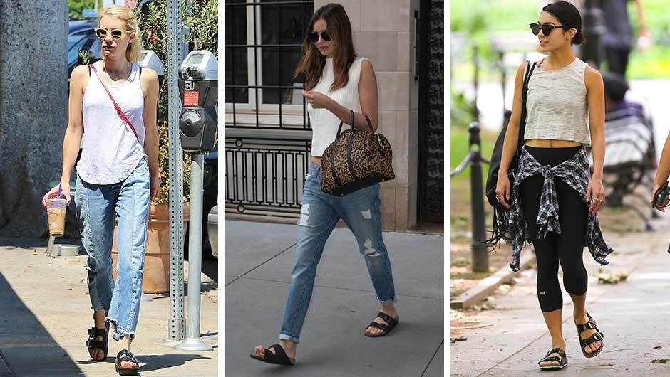 finest selection 35e2e 6988b BIRKENSTOCK MANIA: quando la scarpa comoda e brutta diventa ...