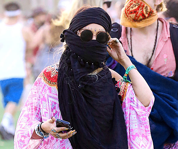 5 Things You Shouldn't Wear To Coachella (Or Any Music