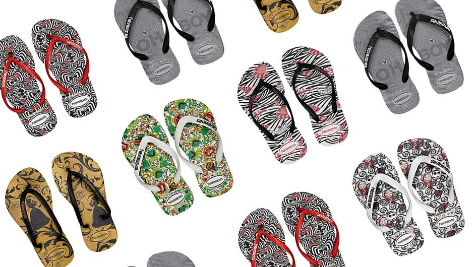 cd1f95335c82db April 2017  Havaianas has teamed up with Disney to create the exclusive  Disney Millennial collection. The limited edition styles feature exclusive  prints of ...