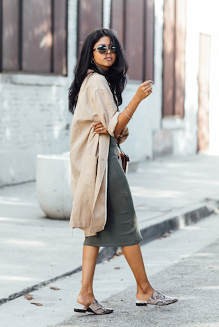 Shoes To Wear With Slip Dress