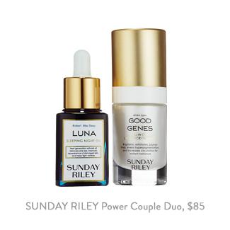 sunday riley power couple duo