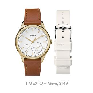 timex iq move watch