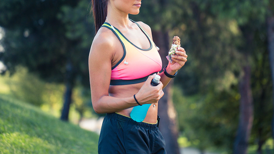 The Worst Foods You Should Eat Before A Run