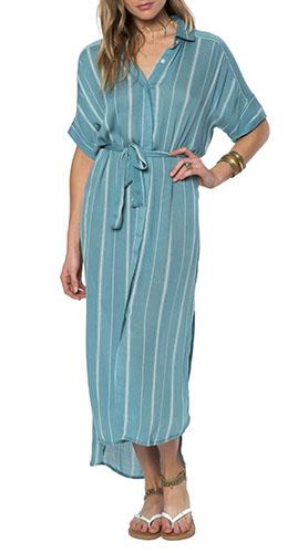 Alexandra Stripe Maxi Dress