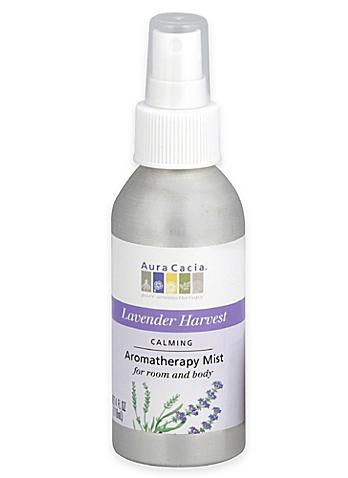 Aura Cacia® 4 oz. Aromatherapy Mist in Calming Lavender Harvest