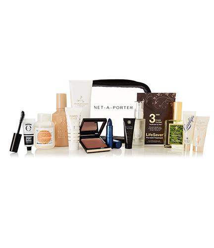 NET-A-PORTER BEAUTY Beauty Travel Kit