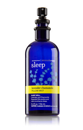 Aromatherapy LAVENDER CHAMOMILE