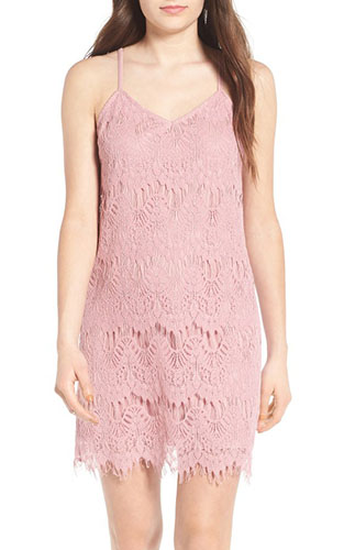 Lace Slipdress