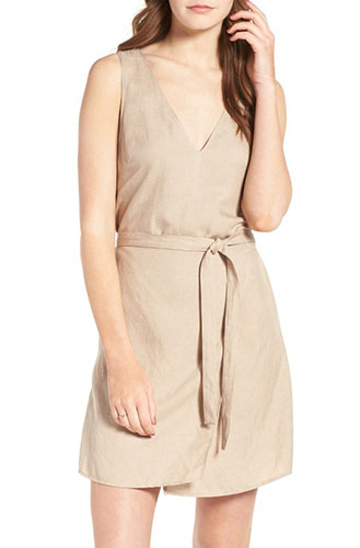 Odette Linen Dress