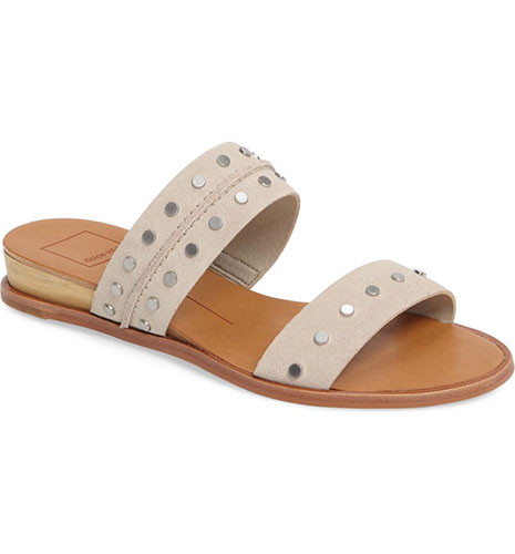 Pacey Studded Wedge Sandal