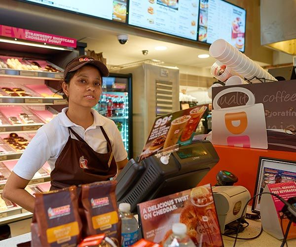 the one thing to never do when ordering food at dunkin donuts