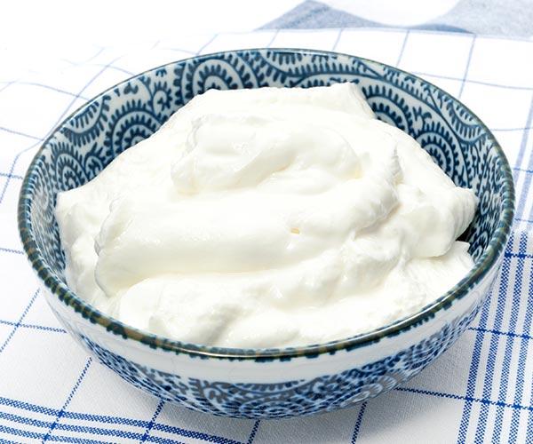 greek yogurt