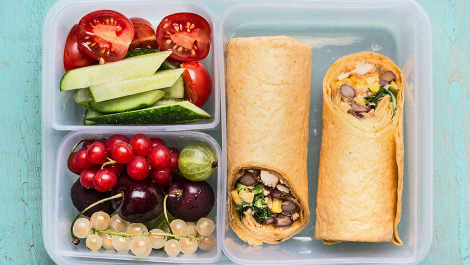 3 Lunch Recipes To Pack For Work That Will Speed Up Your Metabolism All Day
