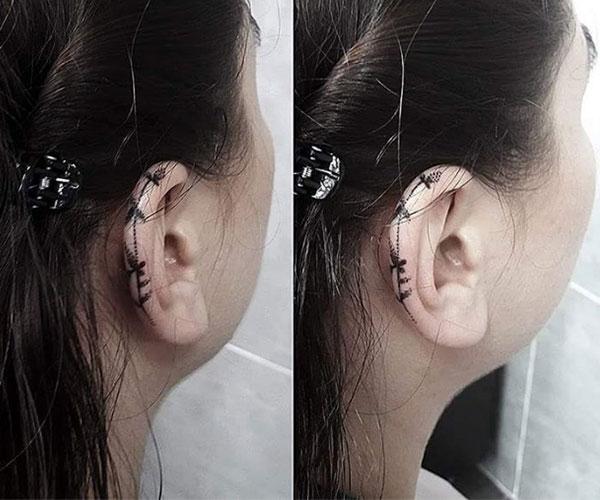helix tattoo