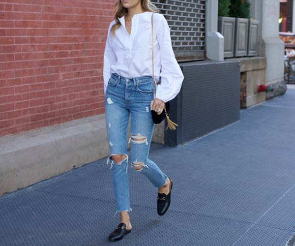 How To Wear Mules For The Very First Time