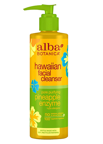 Alba Hawaiian Pore Purifying Pineapple Enzyme Facial Cleanser
