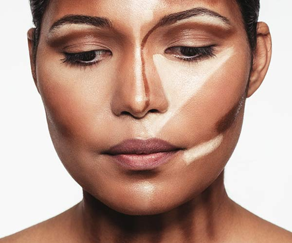 Heavily contouring your face never looks good on anyone. Putting on too much foundation and contour makeup can actually exaggerate our wrinkles, ...