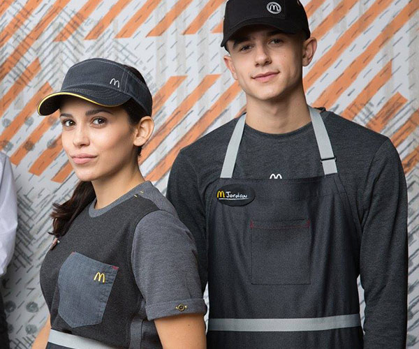 mcdonalds employees